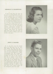 Page 15, 1948 Edition, Germantown Friends School - Blue and White Yearbook (Philadelphia, PA) online yearbook collection