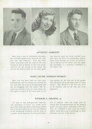 Page 16, 1948 Edition, Germantown Friends School - Blue and White Yearbook (Philadelphia, PA) online yearbook collection