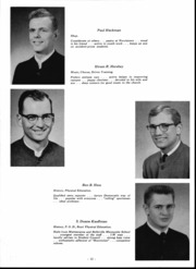 Page 13, 1959 Edition, Christopher Dock High School - Schul Andenken Yearbook (Lansdale, PA) online yearbook collection