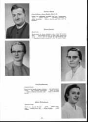 Page 17, 1959 Edition, Christopher Dock High School - Schul Andenken Yearbook (Lansdale, PA) online yearbook collection