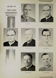 Page 13, 1963 Edition, Christopher Dock High School - Schul Andenken Yearbook (Lansdale, PA) online yearbook collection