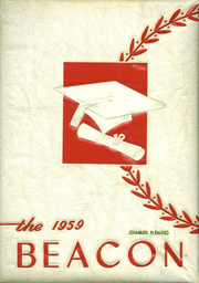 Eddystone High School - Beacon Yearbook (Eddystone, PA) online yearbook collection, 1959 Edition, Page 1