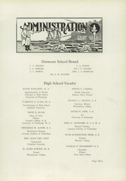 Page 13, 1928 Edition, Dormont High School - Yearbook (Pittsburgh, PA) online yearbook collection