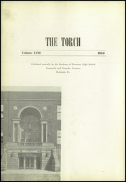 Page 6, 1939 Edition, Dormont High School - Yearbook (Pittsburgh, PA) online yearbook collection