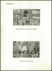 Page 10, 1950 Edition, Dormont High School - Yearbook (Pittsburgh, PA) online yearbook collection