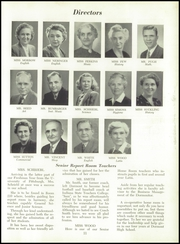 Page 15, 1950 Edition, Dormont High School - Yearbook (Pittsburgh, PA) online yearbook collection