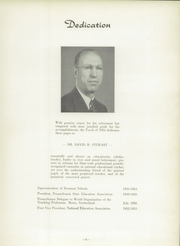 Page 9, 1954 Edition, Dormont High School - Yearbook (Pittsburgh, PA) online yearbook collection