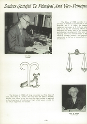 Page 16, 1955 Edition, Dormont High School - Yearbook (Pittsburgh, PA) online yearbook collection