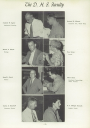 Page 17, 1955 Edition, Dormont High School - Yearbook (Pittsburgh, PA) online yearbook collection