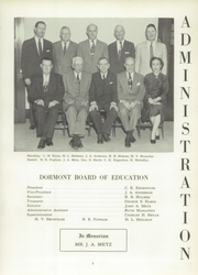 Page 11, 1956 Edition, Dormont High School - Yearbook (Pittsburgh, PA) online yearbook collection
