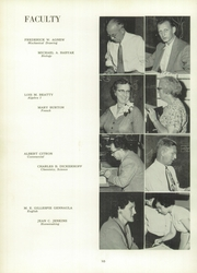 Page 14, 1956 Edition, Dormont High School - Yearbook (Pittsburgh, PA) online yearbook collection