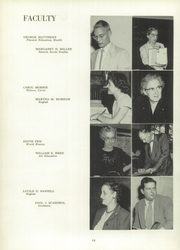 Page 16, 1956 Edition, Dormont High School - Yearbook (Pittsburgh, PA) online yearbook collection