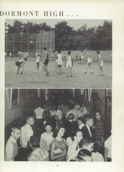 Page 9, 1956 Edition, Dormont High School - Yearbook (Pittsburgh, PA) online yearbook collection