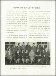 Page 12, 1948 Edition, Westtown High School - Yearbook (Westtown, PA) online yearbook collection