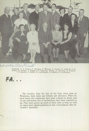 Page 14, 1950 Edition, Westtown High School - Yearbook (Westtown, PA) online yearbook collection