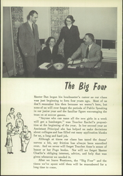 Page 12, 1954 Edition, Westtown High School - Yearbook (Westtown, PA) online yearbook collection
