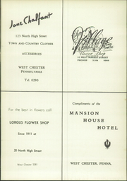 Page 183, 1954 Edition, Westtown High School - Yearbook (Westtown, PA) online yearbook collection