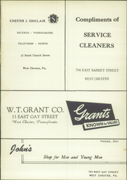 Page 185, 1954 Edition, Westtown High School - Yearbook (Westtown, PA) online yearbook collection