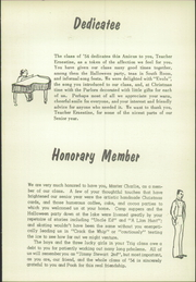 Page 19, 1954 Edition, Westtown High School - Yearbook (Westtown, PA) online yearbook collection