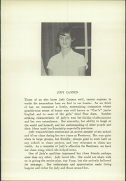 Page 21, 1954 Edition, Westtown High School - Yearbook (Westtown, PA) online yearbook collection