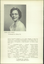 Page 72, 1954 Edition, Westtown High School - Yearbook (Westtown, PA) online yearbook collection