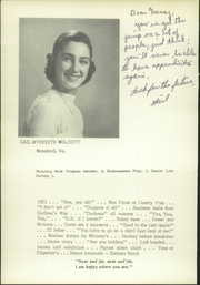 Page 88, 1954 Edition, Westtown High School - Yearbook (Westtown, PA) online yearbook collection