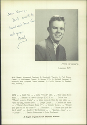 Page 89, 1954 Edition, Westtown High School - Yearbook (Westtown, PA) online yearbook collection