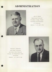 Page 13, 1957 Edition, Salisbury Elk Lick High School - Salt Lick Yearbook (Salisbury, PA) online yearbook collection