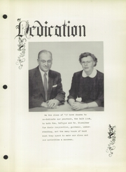 Page 5, 1957 Edition, Salisbury Elk Lick High School - Salt Lick Yearbook (Salisbury, PA) online yearbook collection