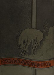 Page 1, 1936 Edition, Avalon High School - Annual Yearbook (Avalon, PA) online yearbook collection