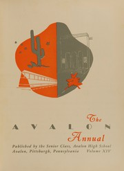 Page 7, 1936 Edition, Avalon High School - Annual Yearbook (Avalon, PA) online yearbook collection