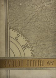 Page 1, 1937 Edition, Avalon High School - Annual Yearbook (Avalon, PA) online yearbook collection