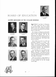 Page 11, 1948 Edition, Avalon High School - Annual Yearbook (Avalon, PA) online yearbook collection
