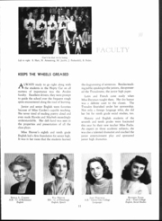 Page 12, 1948 Edition, Avalon High School - Annual Yearbook (Avalon, PA) online yearbook collection