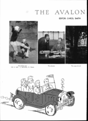 Page 3, 1948 Edition, Avalon High School - Annual Yearbook (Avalon, PA) online yearbook collection