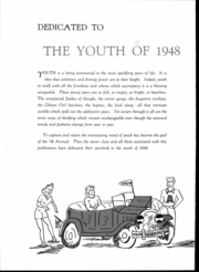 Page 5, 1948 Edition, Avalon High School - Annual Yearbook (Avalon, PA) online yearbook collection