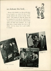 Page 11, 1952 Edition, Avalon High School - Annual Yearbook (Avalon, PA) online yearbook collection