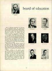 Page 16, 1952 Edition, Avalon High School - Annual Yearbook (Avalon, PA) online yearbook collection