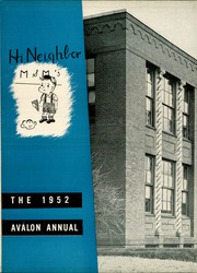 Page 6, 1952 Edition, Avalon High School - Annual Yearbook (Avalon, PA) online yearbook collection