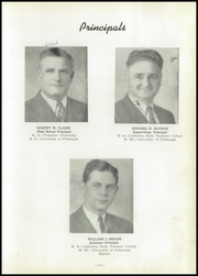 Page 15, 1944 Edition, North Union High School - Torch Yearbook (Uniontown, PA) online yearbook collection