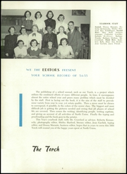 Page 10, 1954 Edition, North Union High School - Torch Yearbook (Uniontown, PA) online yearbook collection