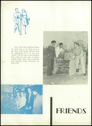 Page 12, 1954 Edition, North Union High School - Torch Yearbook (Uniontown, PA) online yearbook collection