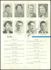 Page 17, 1954 Edition, North Union High School - Torch Yearbook (Uniontown, PA) online yearbook collection