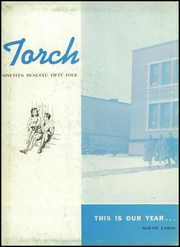 Page 6, 1954 Edition, North Union High School - Torch Yearbook (Uniontown, PA) online yearbook collection