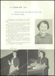 Page 9, 1954 Edition, North Union High School - Torch Yearbook (Uniontown, PA) online yearbook collection
