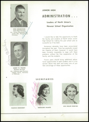 Page 16, 1956 Edition, North Union High School - Torch Yearbook (Uniontown, PA) online yearbook collection