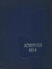 1954 Edition, St Joseph High School - Josephus Yearbook (Natrona Heights, PA)