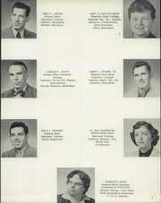 Page 11, 1956 Edition, Hyndman Londonderry High School - Hornet Yearbook (Hyndman, PA) online yearbook collection