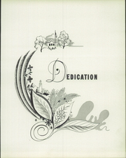 Page 7, 1956 Edition, Hyndman Londonderry High School - Hornet Yearbook (Hyndman, PA) online yearbook collection