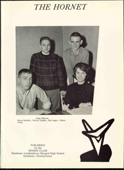 Page 7, 1964 Edition, Hyndman Londonderry High School - Hornet Yearbook (Hyndman, PA) online yearbook collection